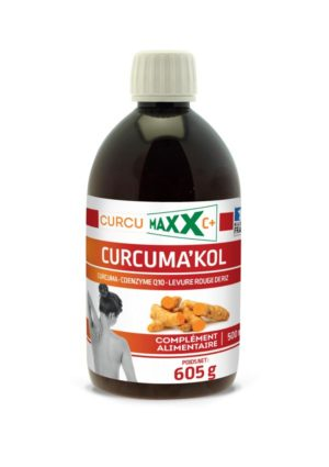 Curcuma'Kol Curcumaxx