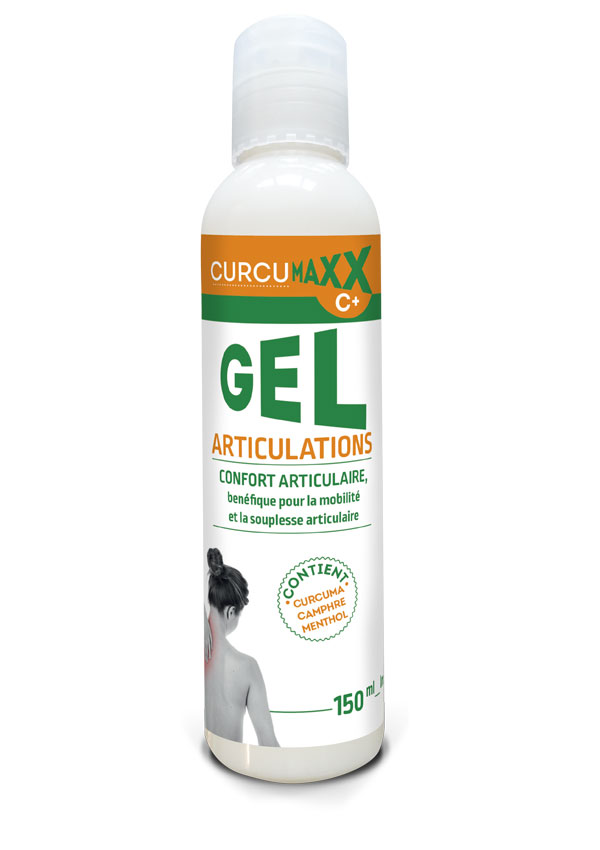 Curcumaxx gel articulations 150 ml