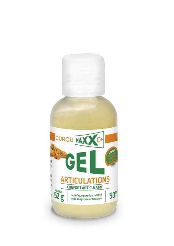Curcumaxx gel articulations 50 ml