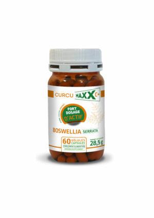Curcumaxx pilulier 60 gélules boswellia