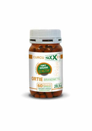 Curcumaxx pilulier 60 gélules orties