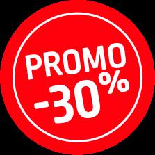 Promo 30 %