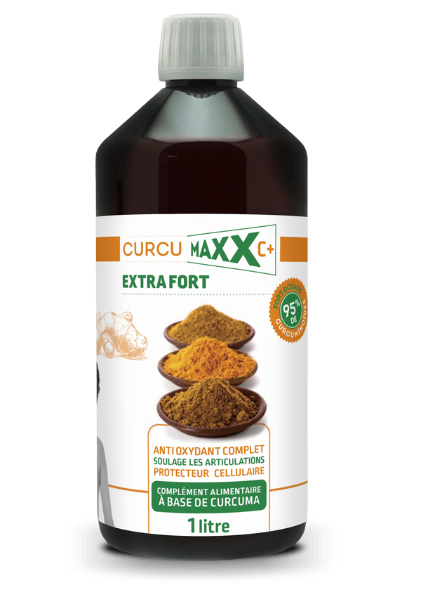 Curcumaxx - 1 litre EXTRA FORT