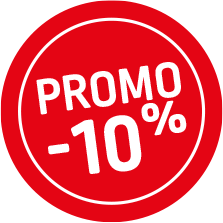 Promo 10 %