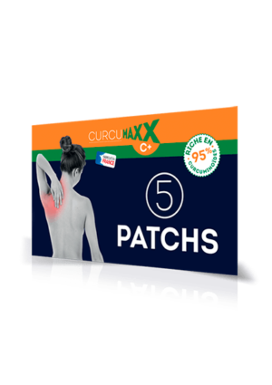 Curcumaxx C+ 5 patchs