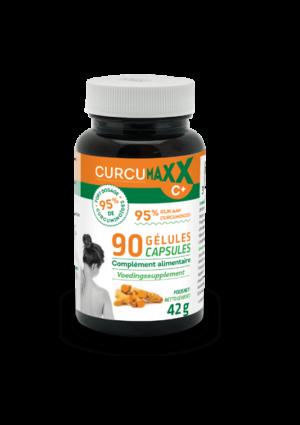 Curcumaxx pilulier de 90 gélules