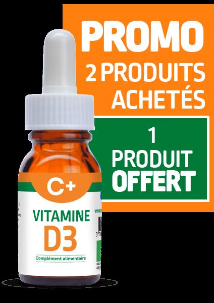 Curcumaxx vitamine D3 - 2 produits achetés - 1 OFFERT