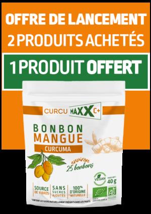 Bonbon mangue curcuma PROMO