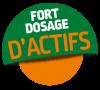 Fort dosage actif